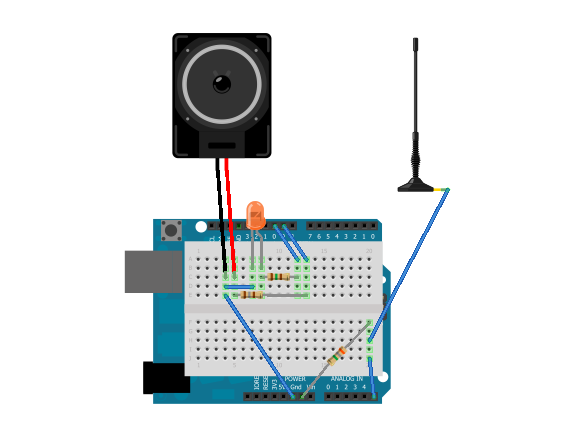 arduino_ghost_detector
