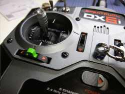 Spektrum DX6i Trimmhebel 2